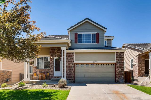 15774 E 97th Avenue, Commerce City, CO 80022 (#9199338) :: The Peak Properties Group