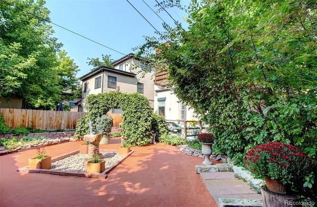 2139 N Williams Street, Denver, CO 80205 (MLS #9199459) :: Find Colorado Real Estate