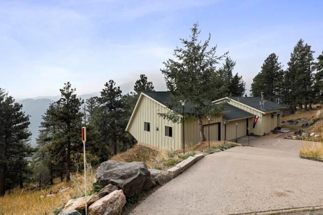 1104 Aspen Drive, Evergreen, CO 80439 (#9199565) :: The DeGrood Team