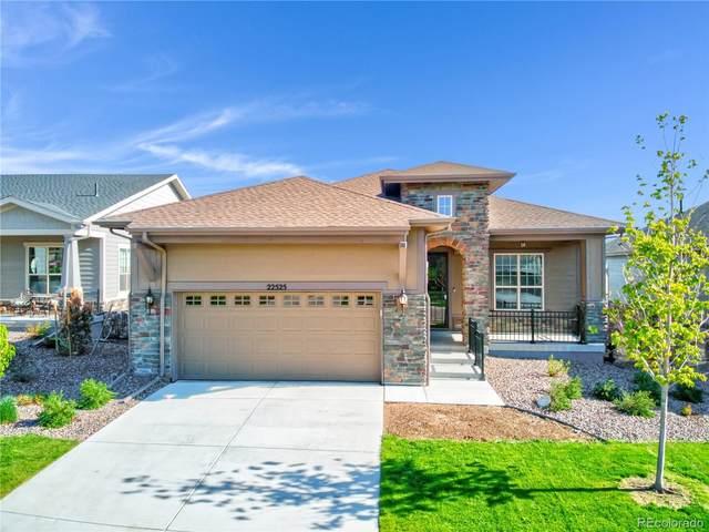 22525 E Henderson Drive, Aurora, CO 80016 (#9199616) :: Wisdom Real Estate