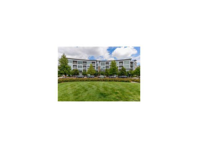 2958 Syracuse Street #416, Denver, CO 80238 (#9199645) :: Wisdom Real Estate