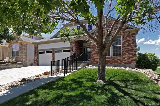 11305 S Lost Creek Drive, Parker, CO 80134 (#9199726) :: Bring Home Denver with Keller Williams Downtown Realty LLC