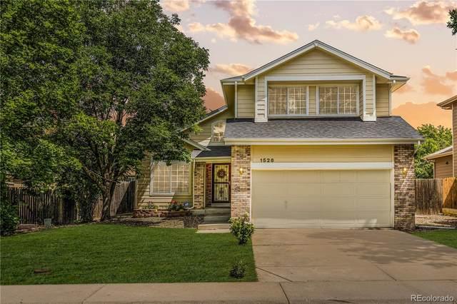 1526 S Richfield Way, Aurora, CO 80017 (MLS #9200730) :: 8z Real Estate