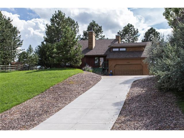 8280 Lightening View Drive, Parker, CO 80134 (#9200738) :: RE/MAX Professionals