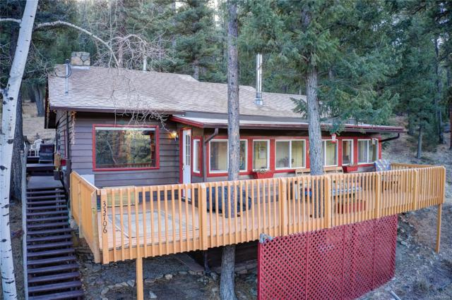 33706 Columbine Circle, Evergreen, CO 80439 (#9200821) :: The City and Mountains Group