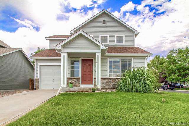11851 E 115th Drive, Commerce City, CO 80640 (#9200917) :: The Heyl Group at Keller Williams