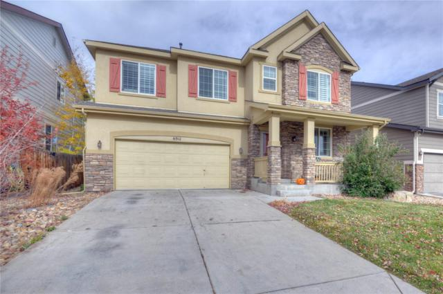 6911 W Chatfield Drive, Littleton, CO 80128 (#9201011) :: Colorado Home Finder Realty
