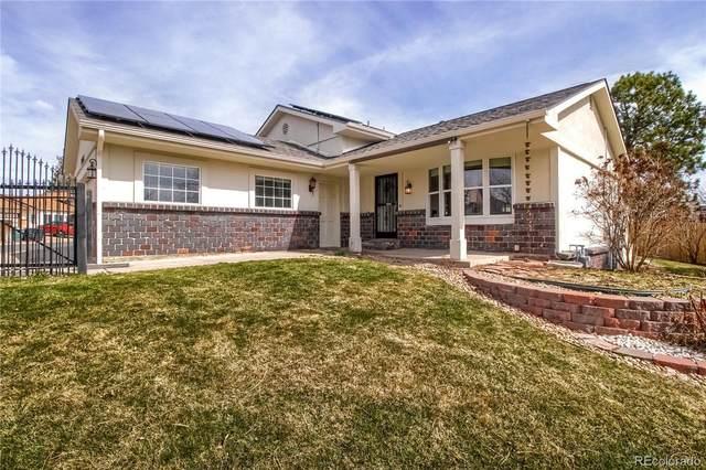 13168 Milwaukee Street, Thornton, CO 80241 (MLS #9201028) :: 8z Real Estate