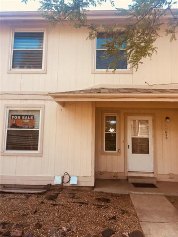 11655 E Cedar Avenue, Aurora, CO 80012 (#9201046) :: The HomeSmiths Team - Keller Williams