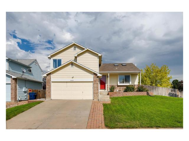 4892 S Dunkirk Way, Centennial, CO 80015 (MLS #9201423) :: 8z Real Estate