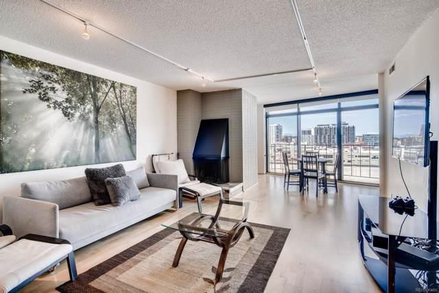 1777 Larimer Street #903, Denver, CO 80202 (MLS #9202385) :: 8z Real Estate