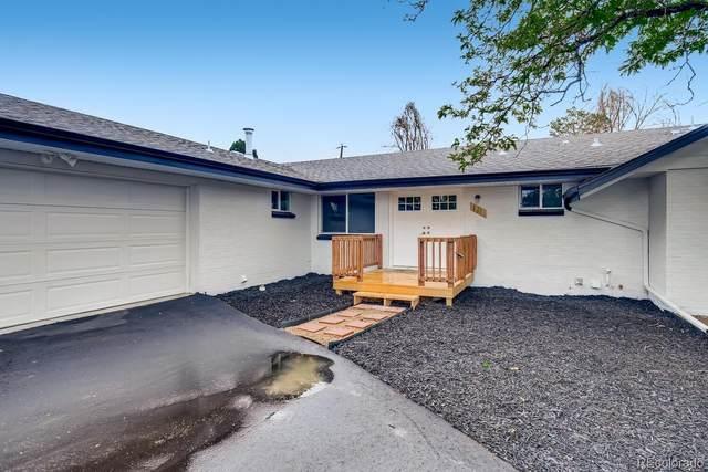 1540 S Pierce Street, Lakewood, CO 80232 (#9203156) :: Venterra Real Estate LLC