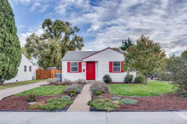 6870 W 55th Place, Arvada, CO 80002 (MLS #9203186) :: Bliss Realty Group