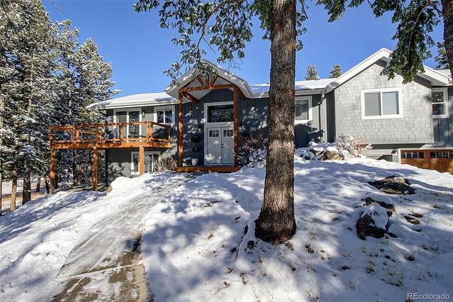 28875 Cragmont Drive, Evergreen, CO 80439 (#9203499) :: Colorado Home Finder Realty