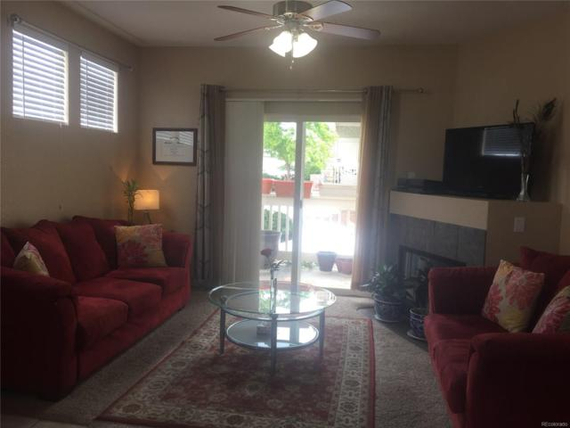 9527 Pearl Circle #103, Parker, CO 80134 (MLS #9203670) :: 8z Real Estate