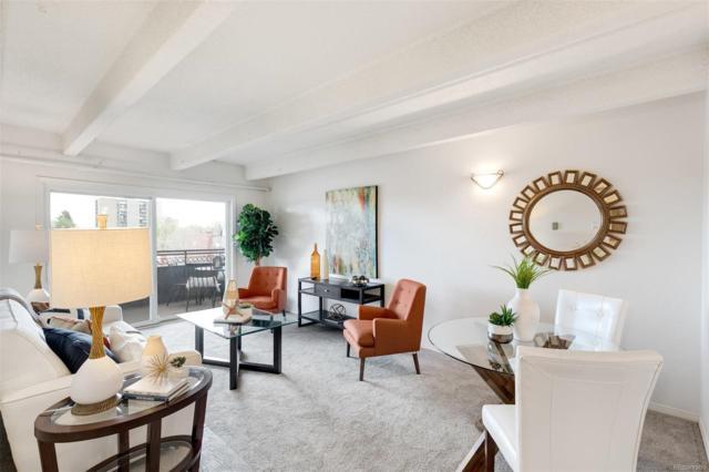 1441 N Humboldt Street #502, Denver, CO 80218 (MLS #9203967) :: 8z Real Estate