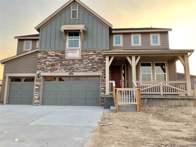 6951 Hylands Hills Court, Castle Pines, CO 80108 (#9204064) :: The HomeSmiths Team - Keller Williams