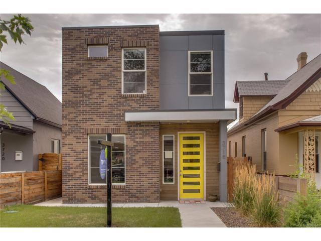 3718 Mariposa Street, Denver, CO 80211 (MLS #9204657) :: 8z Real Estate