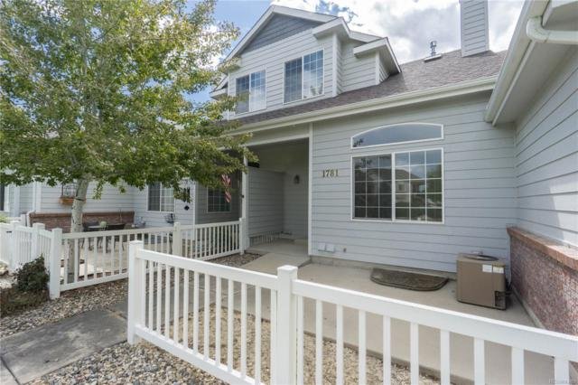 1781 Laurus Lane, Johnstown, CO 80534 (MLS #9204676) :: 8z Real Estate