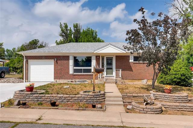 10891 Mildred Drive, Northglenn, CO 80233 (#9204803) :: HergGroup Denver