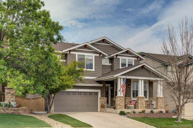 3218 Windridge Circle, Highlands Ranch, CO 80126 (MLS #9204839) :: 8z Real Estate