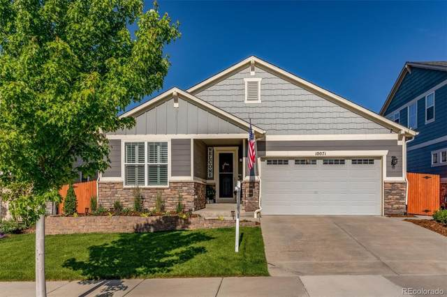 10071 Concordia Street, Parker, CO 80134 (#9205079) :: The DeGrood Team