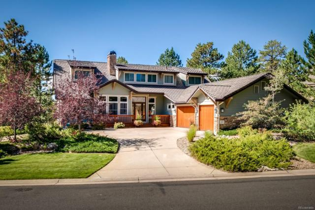 1220 Forest Trails Drive, Castle Pines, CO 80108 (#9205139) :: The Galo Garrido Group