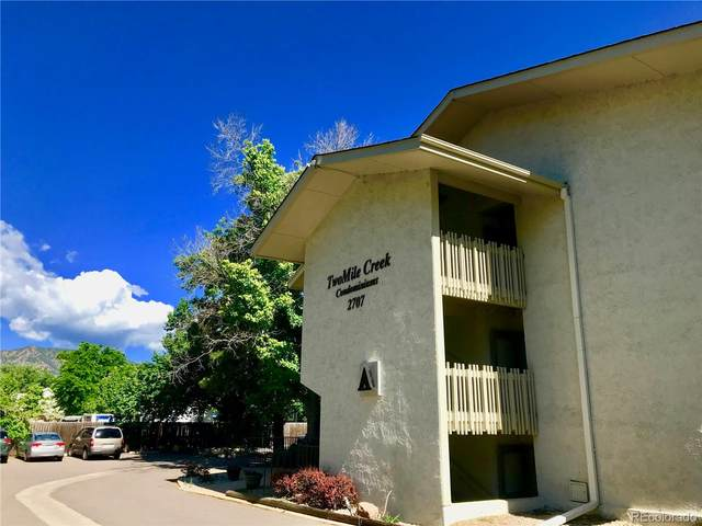 2707 Valmont Road 311A, Boulder, CO 80304 (#9205310) :: The DeGrood Team