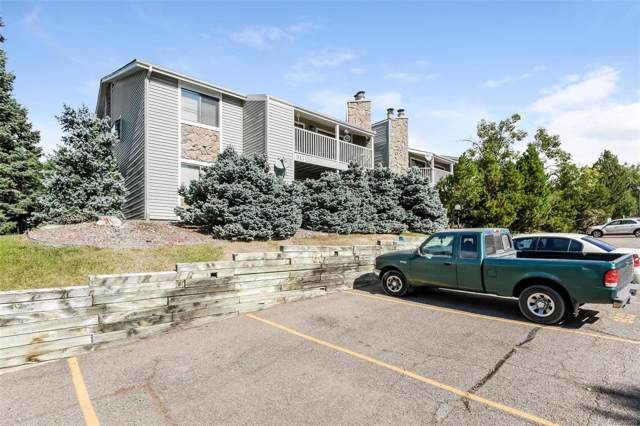 943 S Zeno Way #107, Aurora, CO 80017 (MLS #9205328) :: 8z Real Estate