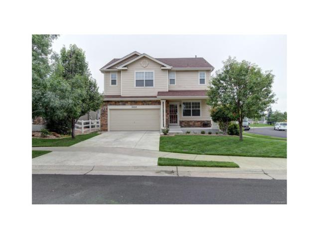 24210 E Wyoming Place, Aurora, CO 80018 (MLS #9205497) :: 8z Real Estate