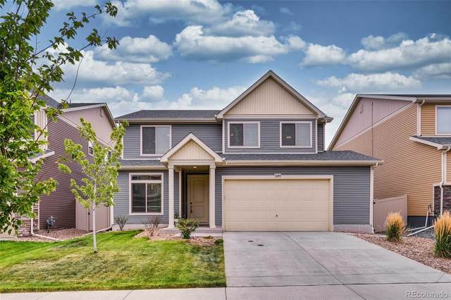 5254 Uravan Street, Denver, CO 80249 (#9205719) :: The DeGrood Team