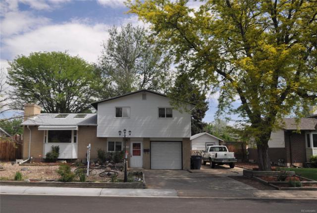 8939 Sharon Lane, Arvada, CO 80002 (MLS #9205865) :: 8z Real Estate