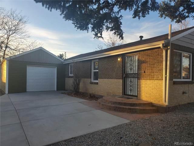 1265 S Wolff Street, Denver, CO 80219 (MLS #9206038) :: The Sam Biller Home Team