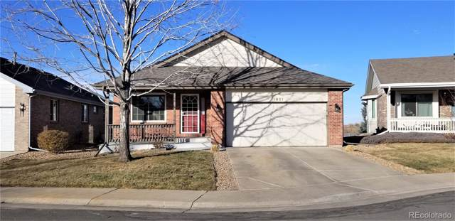1931 E 135th Place, Thornton, CO 80241 (MLS #9206483) :: Bliss Realty Group