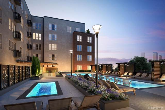 990 W 41st Street #405, Denver, CO 80211 (#9206619) :: The Griffith Home Team