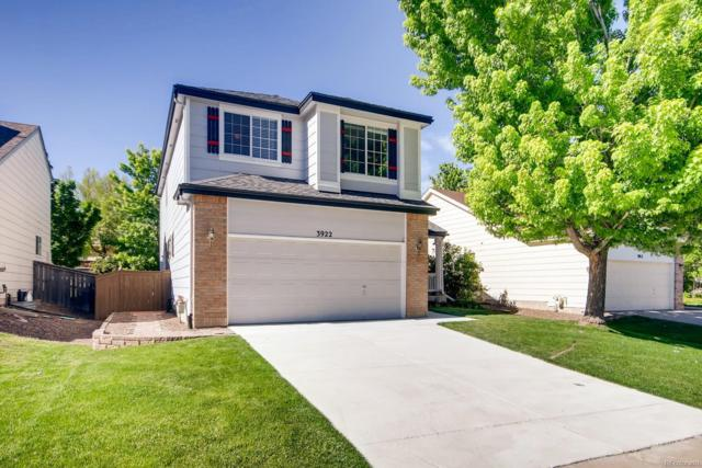 3922 Garnet Court, Highlands Ranch, CO 80126 (#9206814) :: The Heyl Group at Keller Williams