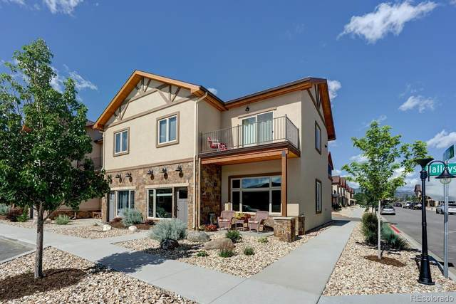 121 Halley's Avenue D, Poncha Springs, CO 81242 (#9207114) :: Bring Home Denver with Keller Williams Downtown Realty LLC