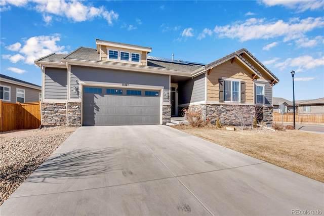 11497 Jasper Street, Commerce City, CO 80022 (MLS #9207155) :: 8z Real Estate