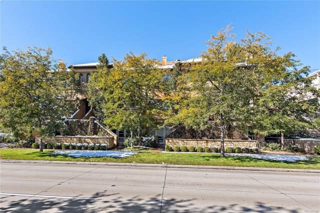 333 Josephine Street #2, Denver, CO 80206 (MLS #9207340) :: 8z Real Estate