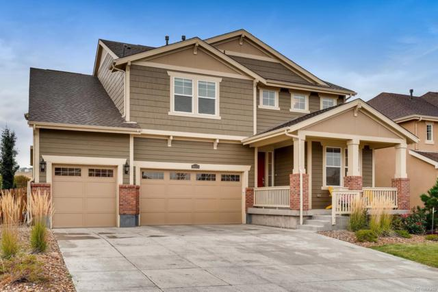 18575 W 83rd Drive, Arvada, CO 80007 (#9207509) :: The Peak Properties Group
