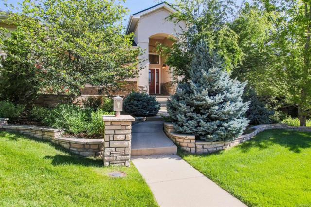 9911 E Progress Circle, Greenwood Village, CO 80111 (#9207920) :: Compass Colorado Realty