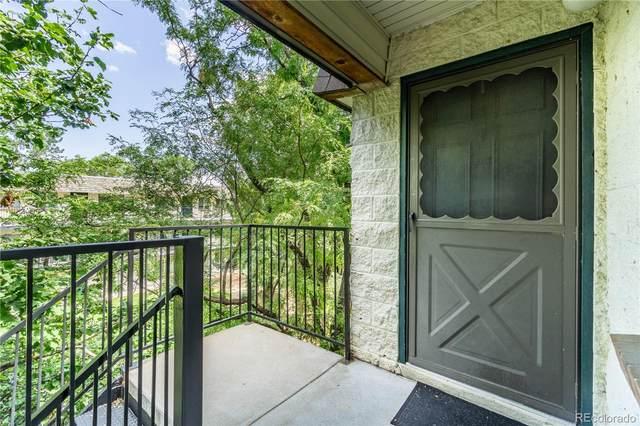 2225 S Jasmine Street #317, Denver, CO 80222 (#9207983) :: iHomes Colorado