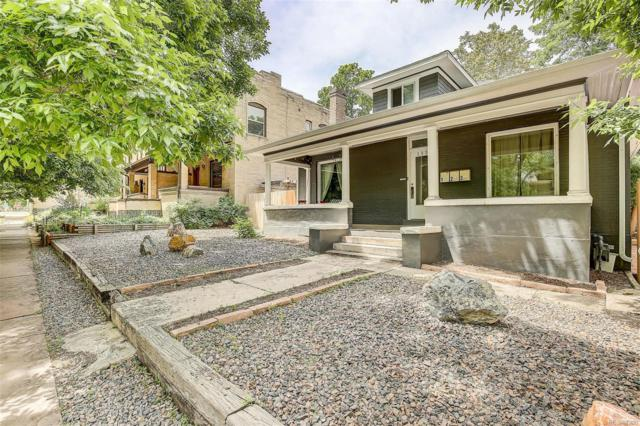 1331 Marion Street, Denver, CO 80218 (#9208541) :: The DeGrood Team