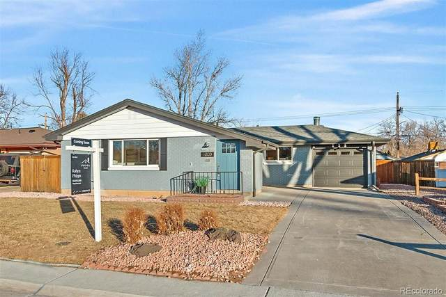 6020 Flower Street, Arvada, CO 80004 (#9208672) :: The HomeSmiths Team - Keller Williams