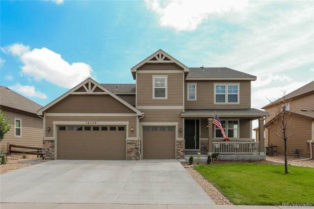 16550 Sanford Street, Mead, CO 80542 (MLS #9208792) :: Bliss Realty Group