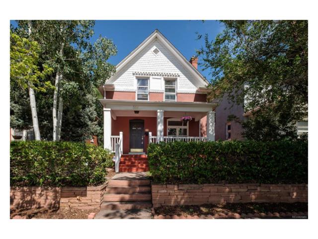 564 Clarkson Street, Denver, CO 80218 (#9208853) :: The Peak Properties Group