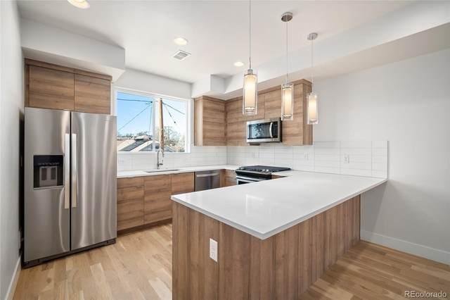 3520 W Conejos Place #12, Denver, CO 80204 (MLS #9209038) :: Find Colorado