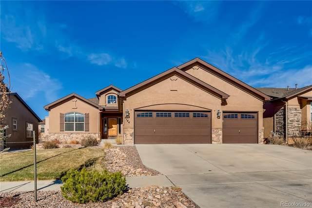 6144 Harney Drive, Colorado Springs, CO 80924 (MLS #9209215) :: Keller Williams Realty