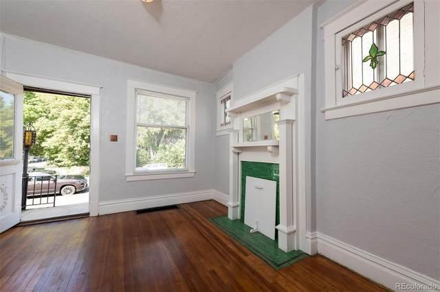1002 E 4th Avenue, Denver, CO 80218 (#9209473) :: Venterra Real Estate LLC