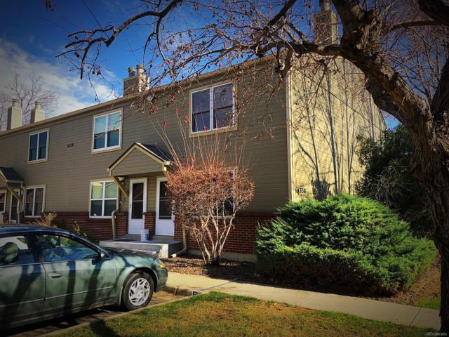 6338 Oak Court #6, Arvada, CO 80004 (#9209498) :: The Heyl Group at Keller Williams